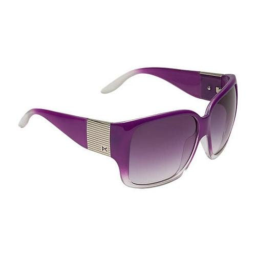 Anon Fashionably Late Purple Grey Womens Sunglasses