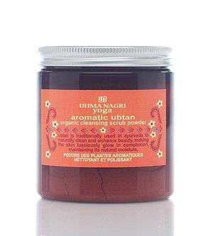 Yoga Aromatic Ubtam Organic Cleansing Scrub Powder 8 oz by Uhma Nagri