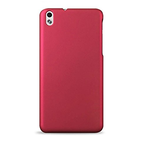WOW Imagine(TM) Rubberised Matte Hard Case Back Cover For HTC DESIRE 816 / 816G (Maroon Wine Red)  available at amazon for Rs.149