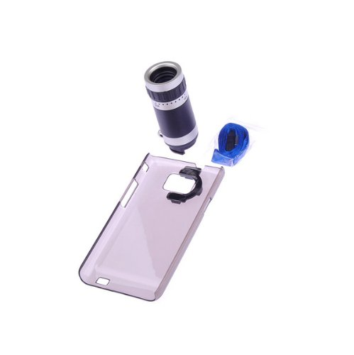 Neewer 6x Zoom Mobile Phone Telescope with Crystal Case for Sumsung i9100