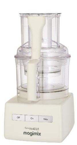 Magimix 18435 4200XL Food Processor, Cream
