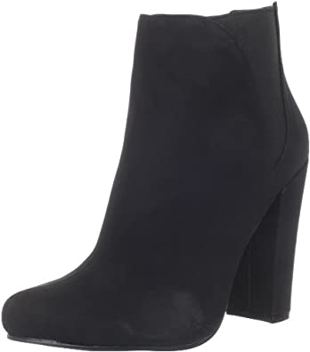 Michael Antonio Women's Moore Ankle Boot,Black,8 M US