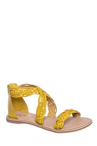Scorpio Casual Flat Sandal