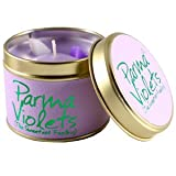 Lily Flame Scented Candle - Parma Violets