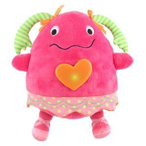 Sassy Non-sters Sensationally Silly & Interactive Baby Toys (Ci-Ci Electronic Plush)