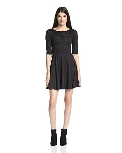French Connection Women's Fast Agney Fit-and-Flare Dress