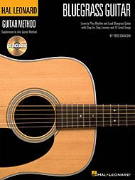 Hal Leonard Bluegrass Guitar Method