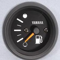 Yamaha Outboard New OEM 6Y7-85750-10-00 Pro Series II Fuel Gas Gauge - Black 6Y7857501000 (Yamaha Pro Series Ii compare prices)