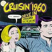 Original album cover of Cruisin' 1960 by Various Artists