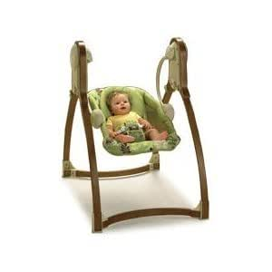 Fisher Price Brentwood Baby Collection Swing