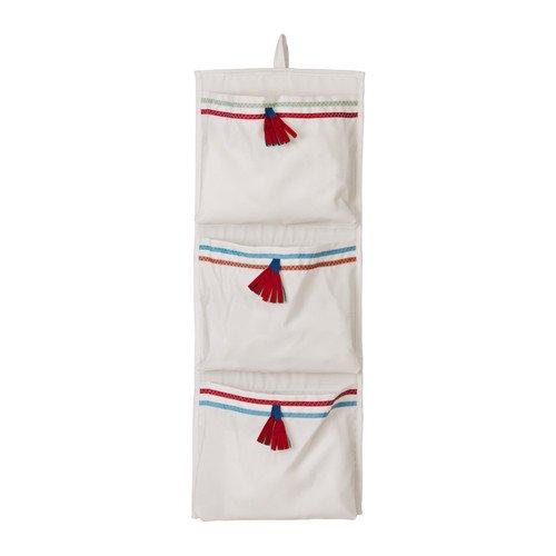 Ikea Pysslingar Wall Pockets, Off-white - 1