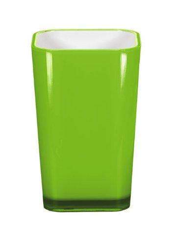 Kleine Wolke - Easy Zahnputzbecher, grün