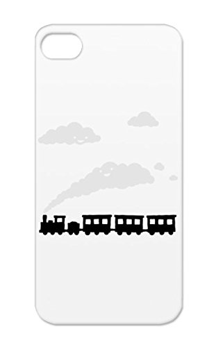 Locomotives Cloud Scratch-Resistant For Iphone 5S Silver Play Weather Baby Baby Family Toy Locomotive Sky Lok Summer Child Child Wagon Children Rompers Train Spring Beautiful Clouds Protective Case front-141206
