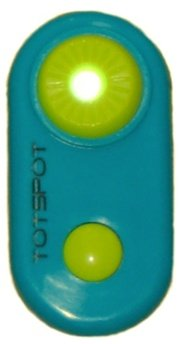 Totspot Hands Free Childcare Light with Lanyard-A Must Have in Your Breast Feeding Supplies in Blueberry