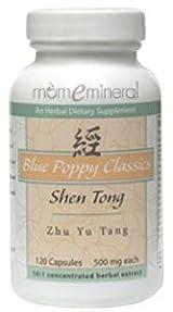 Shen Tong Zhu Yu Tang 120 caps by Blue Poppy