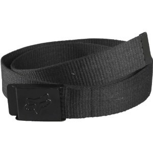 Fox Racing Mr. Clean Web Belt - One size fits most/Black