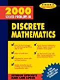 img - for Schaums 2000 Solved Problems in Discrete Mathematics