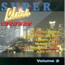 Blues Volume 2, Various Artists