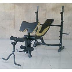 Novafit Men's Exercise Bench Sa-210Rsk