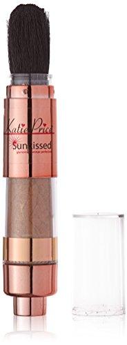 Katie Price, Terra abbronzante corpo con pennello integrato Sunkissed, 3,5 g