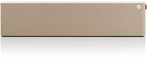 Libratone LOUNGE Wireless Lautsprecher Soundbar (360° FullRoom Sound, AirPlay, DLNA, PlayDirect) Vanilla Beige