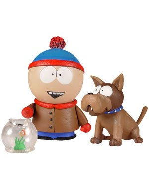 Buy Low Price Mezco South Park: Stan Figure [Series 2] (B005001Z4U)