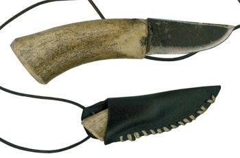 Mini Neck Knife With Sheath