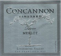 Concannon Vineyard Merlot Reserve 2007 750Ml