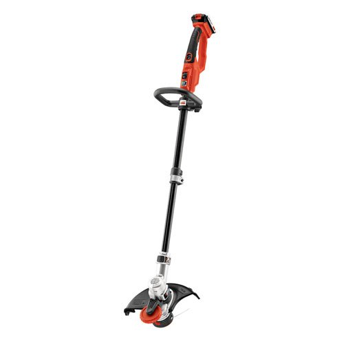Learn More About Black and Decker LST420 20-volt Max Lithium High Performance Trimmer and Edger, 12-Inch