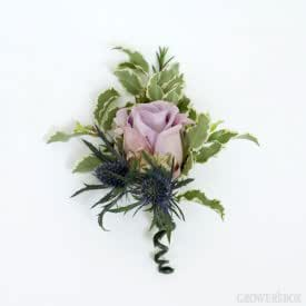 Lavender Wedding Flowers Collection 24 Corsage