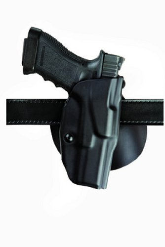 Safariland Glock 29, 30 6378 ALS Concealment Paddle Holster (STX Black Finish) by Safariland