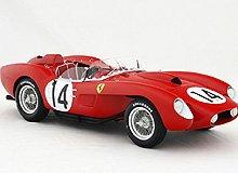 Ferrari 250 Testa Rossa - 1958 Sebring winner Die Cast Model - Lega...