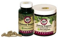Silver Lining Kidney Support Powder - 4 Oz
