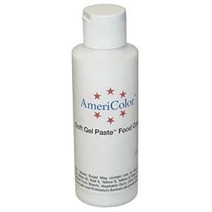 AmeriColor Solf Gel Paste Food Coloring