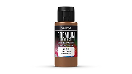 Vallejo Color Dark Ochre Premium RC Colors