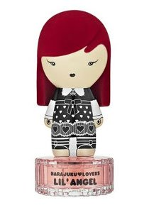 Harajuku Lovers Wicked Style Lil Angel per Donne di Gwen Stefani - 10 ml Eau de Toilette Spray
