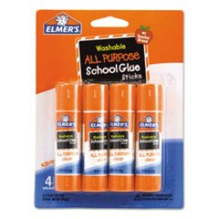 washable purpose school glue sticks