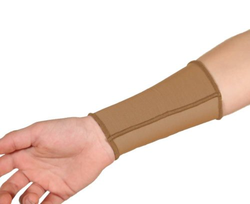 Redi Fit Forearm Sleeve, Medium, Tan (Burn Garment compare prices)