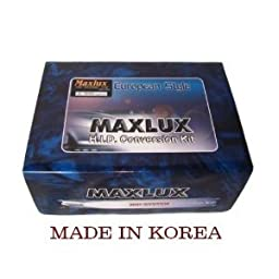 MAXLUX HID Conversion Kit H1 3000K (Golden Yellow)