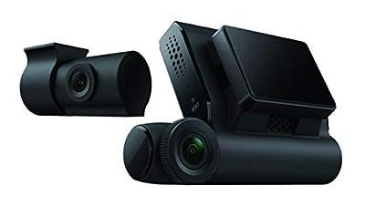 カロッツェリア(パイオニア) 前後2カメラ ドライブレコーダー Vrec-dz700dlc 高感度 高画質 前後200万画素 フルHd 駐車監視 対角160º Gps Wdr 連続衝撃手動駐車録画 1年保証 Microsdカード(16gb)付 Vrec-dz700dlc