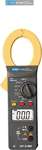 G-TECH 6056 1000A AC/DC CLAMP METER