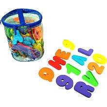 Babies R Us Foam Bath Set - 56 Pieces - 1