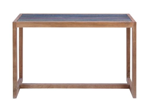 Cheap Wooden Console Table with Rustic Design and Minimal Details (B009D4VDBO)