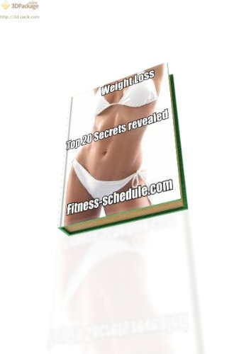 Weight loss :Top 20 Secrets revealed.