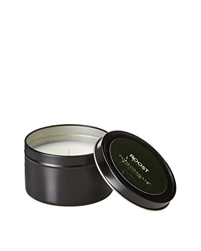 Bluewick Candles 8-Oz. Pomegranate ROOST London Everyday Scented Candle Travel Tin