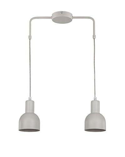 Lightshape Lámpara De Suspensión Krina 2 Gris