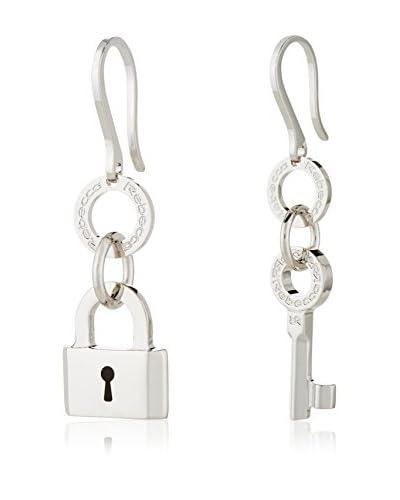 Rebecca Pendientes Love Lock