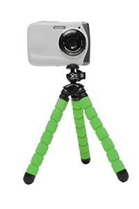 XSories Deluxe Tripod Trépied articulé pour appareil photo Vert
