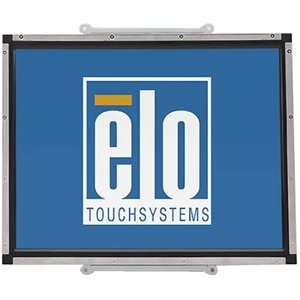 "Elo Touch Solutions, Inc - Elo 1537L 15"" Open-Frame Lcd Touchscreen Monitor - 4:3 - 14.50 Ms - 5-Wire Resistive - 1024 X 768 - 16.2 Million Colors - 500:1 - 250 Nit - Usb - Vga - Steel, Black - 3 Year ""Product Category: Computer Displays/Touchscreen Monit"