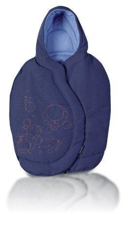 Maxi-Cosi Infant Car Seat Footmuff, Lapis Blue Color: Lapis Blue Newborn, Kid, Child, Childern, Infant, Baby
